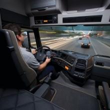 Cabina camion – parte importanta in realizarea de catre soferi a performantei
