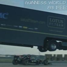 Din pasiune pentru camioane, dezmembrari camioane Suceava iti prezinta un nou record mondial