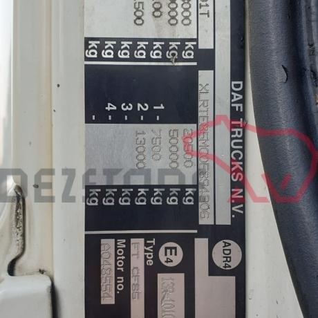 DEZMEMBRARI CAMIOANE DAF CF85   XLRTE85MC0E894306