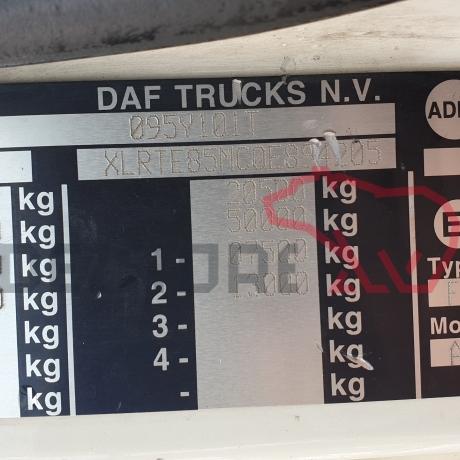 DEZMEMBRARI CAMIOANE DAF CF85 | XLRTE85MC0E894205