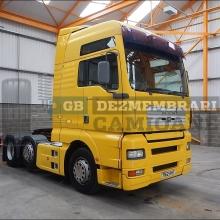DEZMEMBRARI CAMIOANE MAN TGA 460CP- camioane dezmembrate