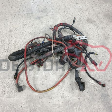 INSTALATIE ELECTRICA MOTOR IVECO STRALIS