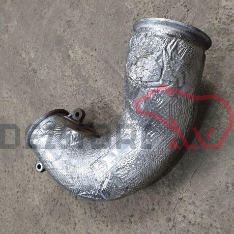 COT EVACUARE GAZE MAN TGX EURO 6 (DUPA TURBOSUFLANTA)