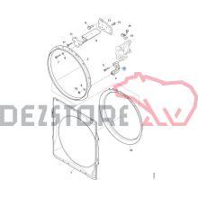 1772441 SUPORT CERC DIFUZOR AER RADIATOR APA SCANIA R420