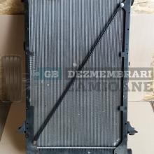 1739551/1669476 RADIATOR APA DAF CF85