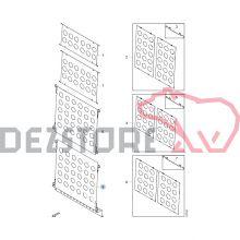 2494976 PLASA ANTIINSECTE RADIATOR SCANIA R420