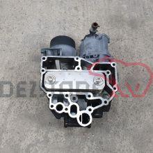 51050007123 MODUL FILTRU ULEI MOTOR MAN TGX   EURO 6 (COMPLET CU RACITOR)