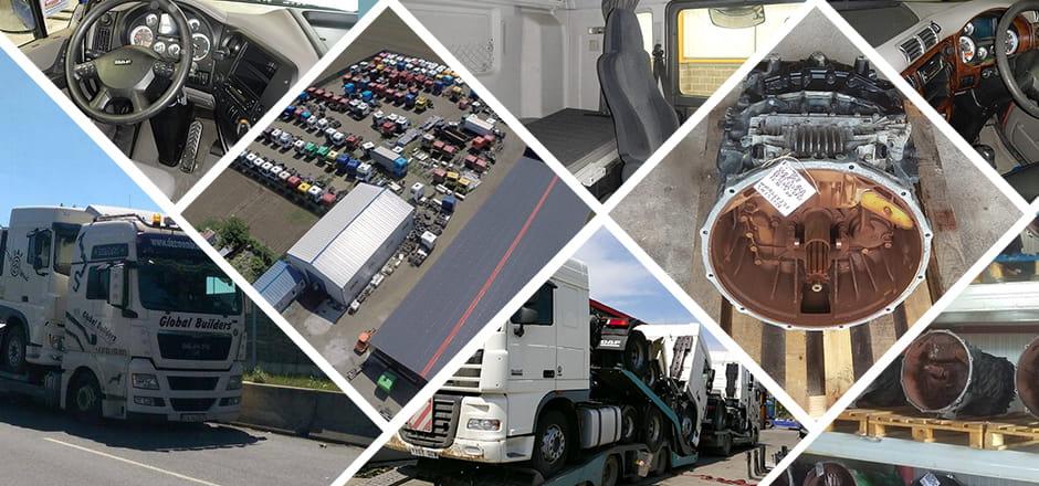 Dezmembrari camioane Suceava